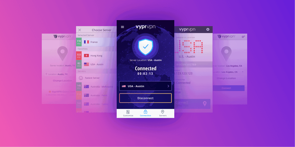 We've improved VyprVPN and the way we listen to customers for over a decade!